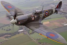 Spitfire.. What a plane!