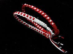 bracelet, macrame, mărțișor Knots, Angeles, Jewels, Earrings, Crafts, Arm Candies, Ear Studs, Bracelet, Backpack