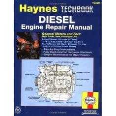 Diesel Engine Repair Manual (Haynes Repair Manual) (Paperback)  http://www.picter.org/?p=156392188X