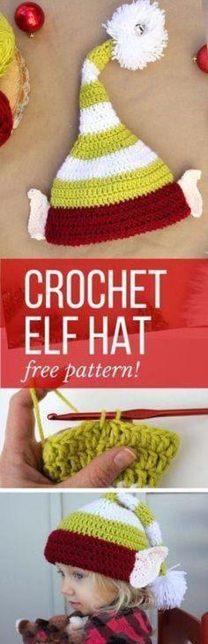 manualidades a crochet para navidad como hacer