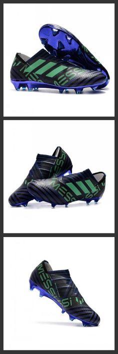 on sale 3dab1 b33e0 Adidas Nemeziz 17+ 360 Agility FG - Scarpe Da Calcio Uomo Unity Ink Verde Hi