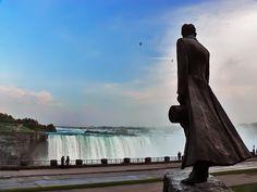 Nikola Tesla - Niagara Falls, Canada