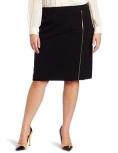 Calvin Klein Women's Pencil Skirt with Zip Calvin Klein. $37.10. Made in China. 63% Polyester/33% Rayon/4% Spandex. Dry Clean Only. 63% polyester, 33% rayon, 4% spandex. Zip