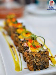 Seafood Salad Maki