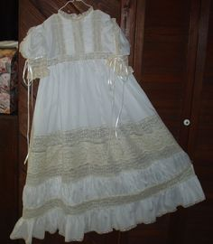 Special order for Amanda  heirloom dress and by daisysdaughter, $498.08