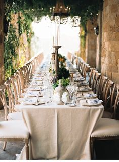 La Tavola Fine Linen Rental: Tuscany Natural | Photography: Donny Zavala Photography, Planning & Design: Aliana Events, Florals: Hidden Garden Flowers, Venue: Malibu Rocky Oaks, Rentals: Revelry Event Design, Tabletop Rentals: Casa de Perrin