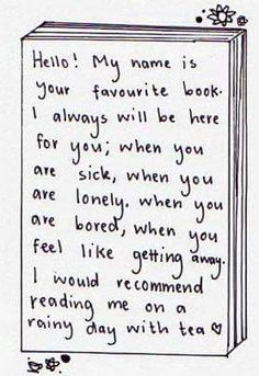 Your favorite book