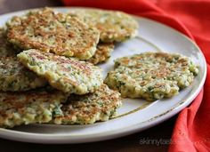 4 SP  This is a delicious way to prepare cauliflower. It's similar to the taste of a potato pancake and makes a fabulous side dish
