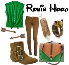 i love this look so i thought i would share.... this Robin Hood look is a cute outfit for fall or spring