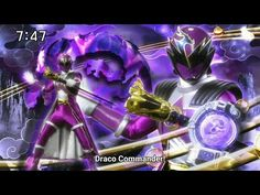 KingGamerArthur Offical UpDate 4 New Power Rangers, Anime Merchandise, Art Boards, Kamen Rider, Hero, Google Search, Purple, Viola