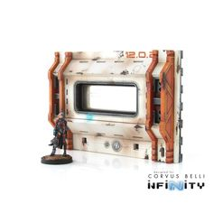 This Product Contains one Cosmica HAB Observation Panel Facade, designed for Infinity the Game. Compatible with our Cosmica Zeta and Gamma Frames. Cosmica is the Nomad brand for near orbit and outland