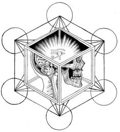 Occult and Esoteric Alchemy Art, Sacred Geometry Tattoo, Arte Obscura, Season Of The Witch, Desenho Tattoo, Symbolic Tattoos, Sacred Art, Third Eye, Occult