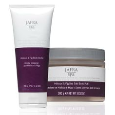 JAFRA SPA Hibiscus & Fig #giftguide #holidays