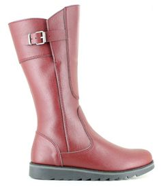 Action Boot 3 Cherry - Womens Boots