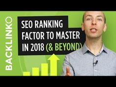 The SEO ranking factor you MUST master in 2018 (and beyond) https://josephaschulman.blogspot.com/2018/03/the-seo-ranking-factor-you-must-master.html