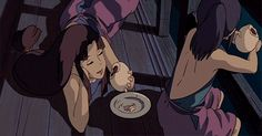 26 Gifs That Prove Miyazaki Is A Total Foodie