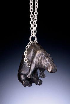 Collier Hippo
