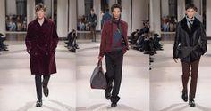 Olhares: Hermès outono-inverno 2017/18