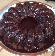 Sourdough Chocolate Cake with Fudge Icing Sourdough Cake Recipe, Sourdough Recipes, Melting Chocolate, Chocolate Cake, Fudge Icing Recipe, Hot Fudge, Cake Batter, Cobbler, No Bake Cake