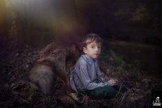 Kids fashion from the forest. Photo: MIA KÖHLEROVÁ