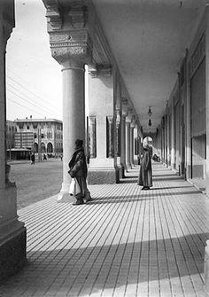 Ibrahim El Lakkany street in Heliopolis, early 20th century