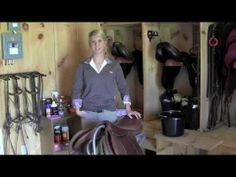 How to Clean Your Tack - Brought to you by Greenhawk  www.greenhawk.com
