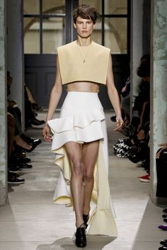 Paris Favorites: Balenciaga spring 2013