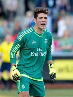 Luca Zidane ~ Portero del Juvenil A