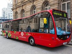 Slideshow : Optare's MetroCity electric buses in London - Ashok Leyland's Optare inducts MetroCity electric buses in London - The Economic Times