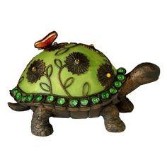 Fun Turtle Decor for Home and Garden