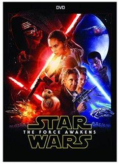 Star Wars: The Force Awakens DVD/Blu Ray