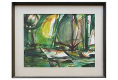 Green Boats on OneKingsLane.com