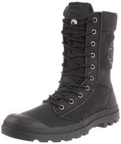 Amazon.com: Palladium Men's Pampa Tactical Combat Boot: Shoes