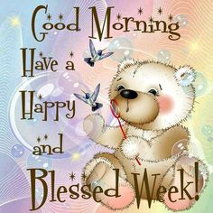 Good Morning everyone, hope you all have a good day ,and a happy week, be blessed ,xxx be safe !!!