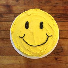 easy birthday cake : pure joy!