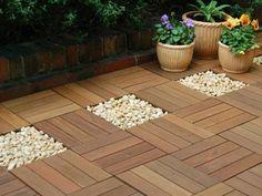 Deck Modular - Madeira e Casa | Construdeia.com