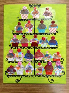 collaborative art projects for kids | ... art auction piece 2013 | Art Therapy: Collaborative Art