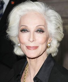 11 Best Beautiful Old Lady Images Carmen Dell Orefice Advanced