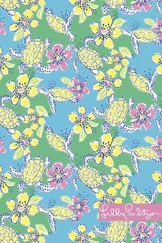 Favorite Lilly print
