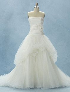 Disney Fairy Tale Weddings by Alfred Angelo - 2012 Gown Collection - This Fairy Tale Life