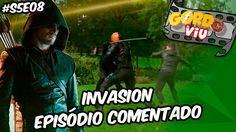 Arrow – Invasão (S5E08) - #Comentando Episódios