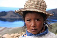 Bolívia, Titicaca, Isla del Sol.
