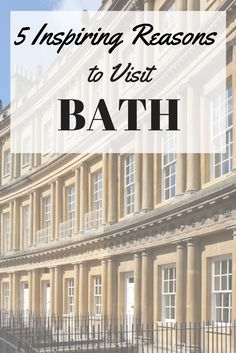 Let's start with a simple question – how many of you reading this post have visited the historic city of Bath, England? Chances are if you are from England you probably have visited this city at least once in your lifetime but if you are from anywhere else in the world, you may not have been as fortunate yet to experience this beautiful Roman city!