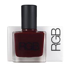 RGB Oxblood Nail Polish - Lemurian Sea http://www.lemuriansea.com/rgb-oxblood-nail-polish/