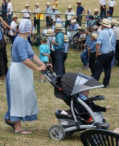 2011-07-16_Amish Mother by Mark Burr, via Flickr