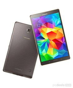 Samsung inç'lik Galaxy Tab S Tablet Özellikleri Galaxy Tab S, Samsung 8, Samsung Galaxy, Finger Print Scanner, Tablet Phone, Android 4, Tempered Glass Screen Protector, Computer Accessories, Galaxies