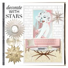 """""""Star Power (Top Home Sets for Aug 9th 2015)"""" by magic-pudding ❤ liked on Polyvore"""