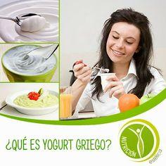 ¿QUÉ ES YOGURT GRIEGO? . #NutricionistaLima