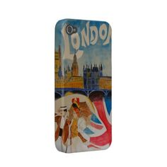 vintage iPhone cover