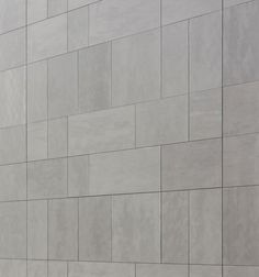 Painel da fachada Tectiva / Equitone | ArchDaily Materiais